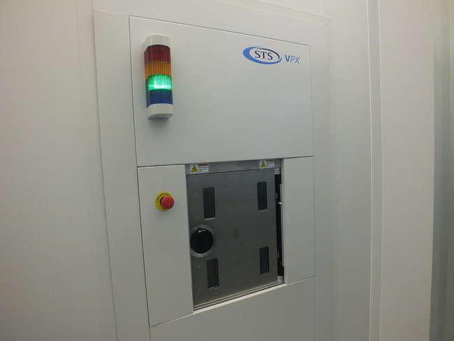 Кластерная установка плазмохимического травления SPTS (Англия)