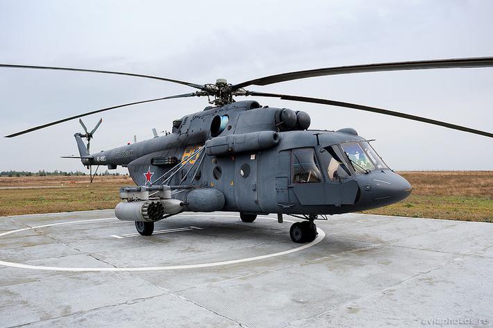 Миль Ми-8МТВ-5 (RF-91183 / 80 желтый) ВКС России 0340_D706726