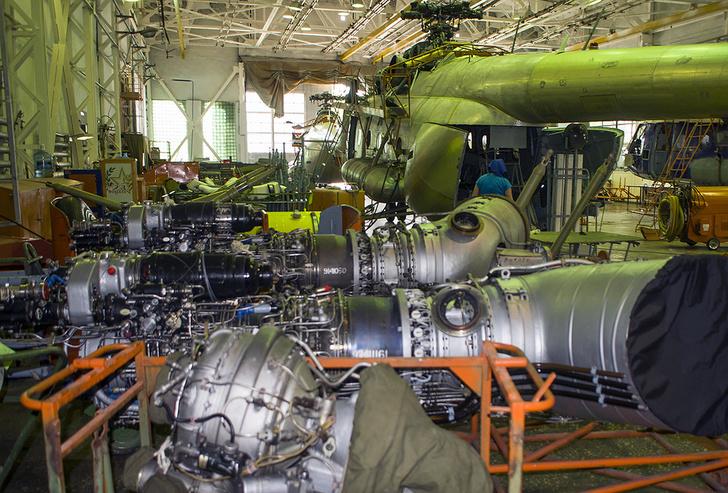 производственный участок «ЮТэйр-Инжиниринг» на территории аэропорта Плеханово в Тюмени