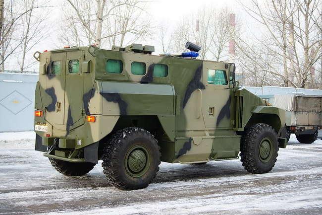 "ВПК-3924 ""Медведь"""
