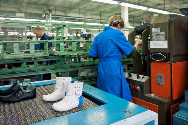 Ишимская обувная фабрика фото