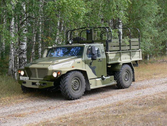 """ВПК-39272 """"Волк II"""""""