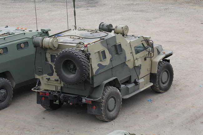 """ВПК-3927 """"Волк I"""""""