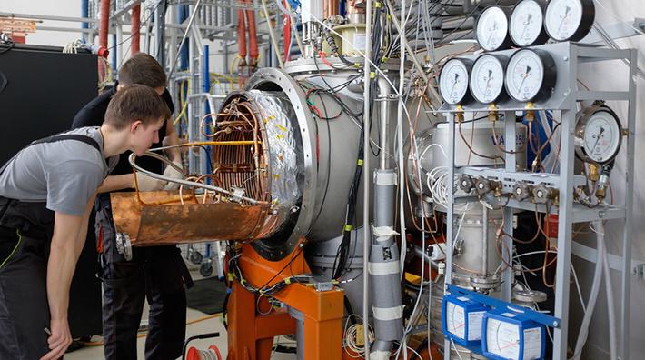 Завод по изготовлению сверхпроводящих магнитов