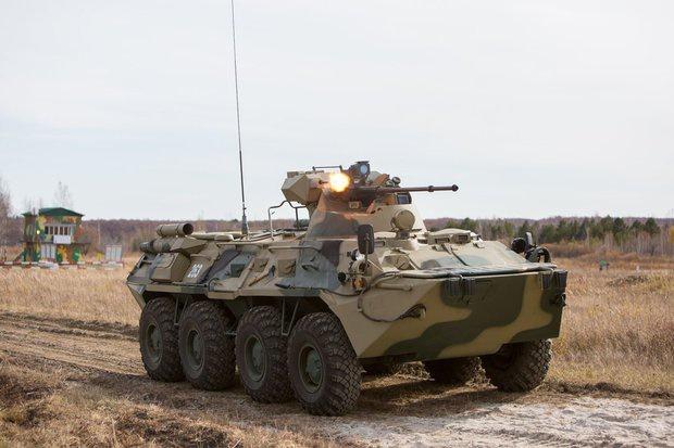 БТР-82А (с) modelsworld.ru