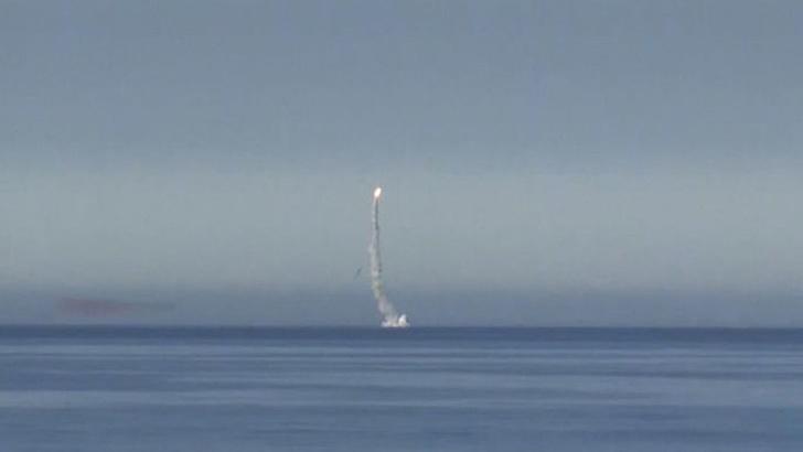 Ракетные рекорды в Крыму