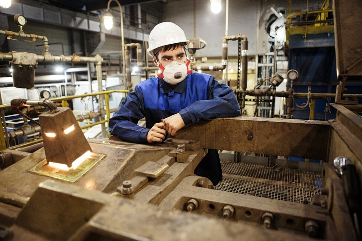 Линию переработки отходов производства запустили на Челябинском электрометаллургическом комбинате