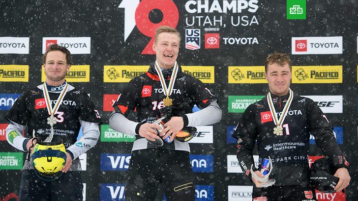 Россиянин Логинов стал чемпионом мира впараллельном гигантском слаломе