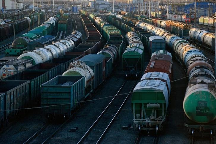 Погрузка экспортных грузов в порты на сети РЖД за 11 месяцев выросла почти на 5%