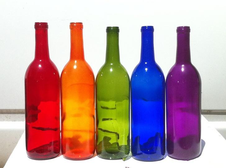 Бутылки из поликарбонатного стекла