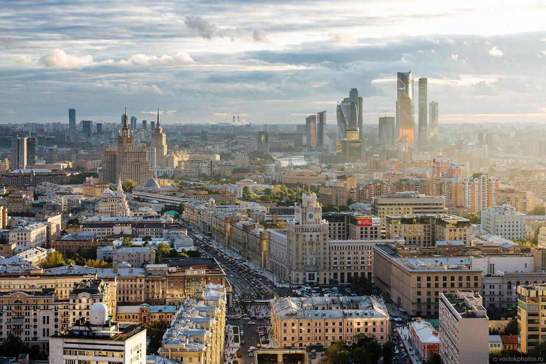 Минэкономразвития РФ разработало законопроект о городских агломерациях