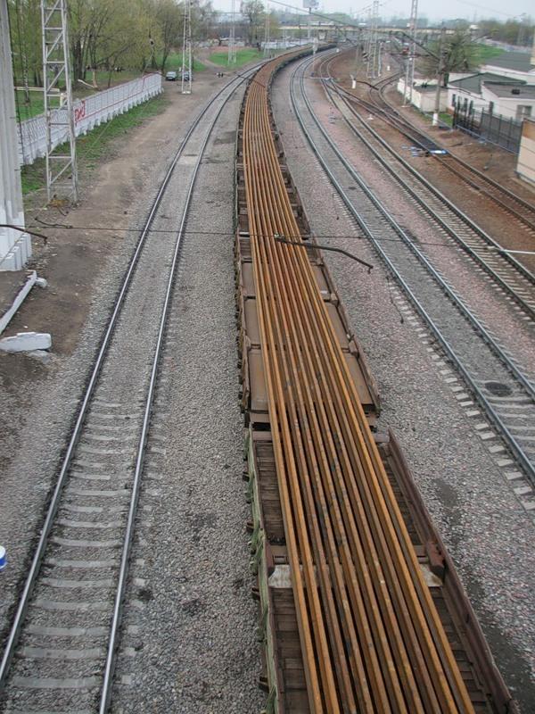 каким веществом обрабатываю железнодорожные пути