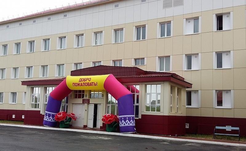 Городская больница no 2 в астане