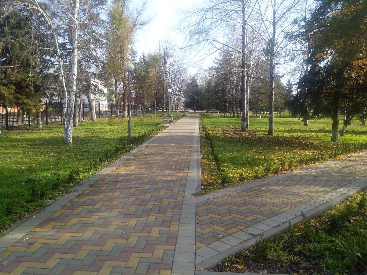 Фото поселка целина ростовской области 4