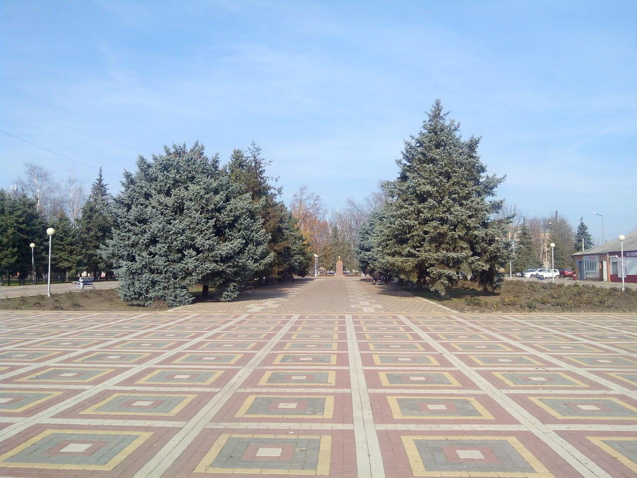 Фото поселка целина ростовской области 3