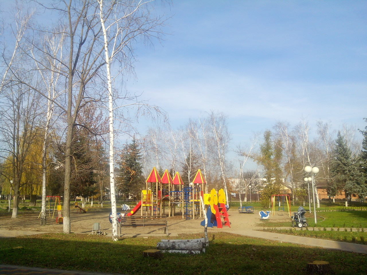 Фото поселка целина ростовской области 6