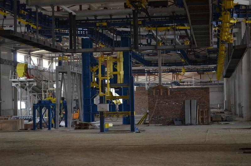 Богучанского алюминиевого завода