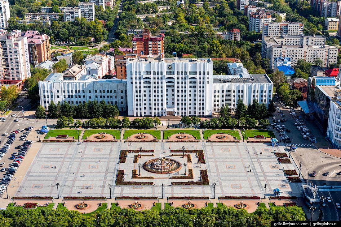 Хабаровск недвижимость в картинках
