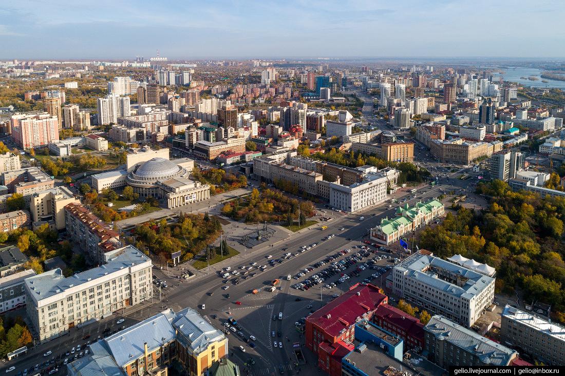фотографии района светлый город новосибирск сентябре
