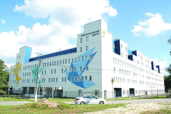 Перинатальный центр открыт в подмосковной Коломне. Великолепная пятёрка Московской области