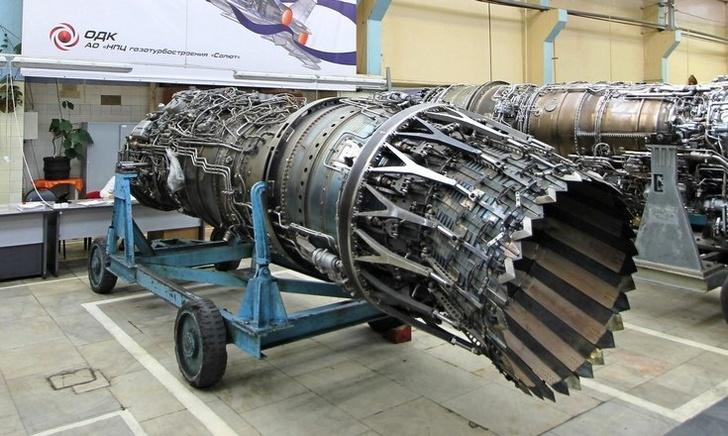 Двигатель АЛ-31ФН серии 4 для Китая?