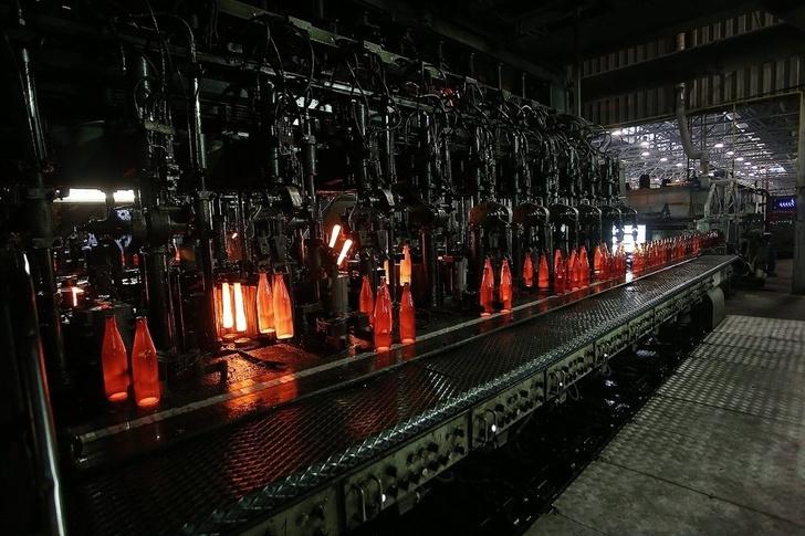 производственная линия завода