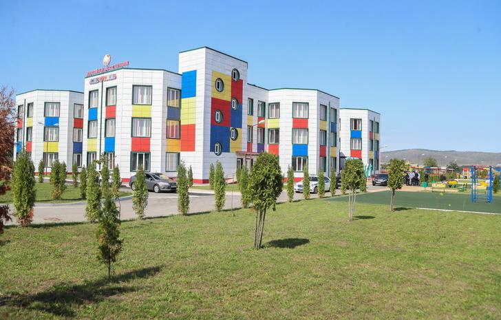 В Ингушетии открыли новый детский сад-долгострой на 220 мест, ставший 14-м с начала года