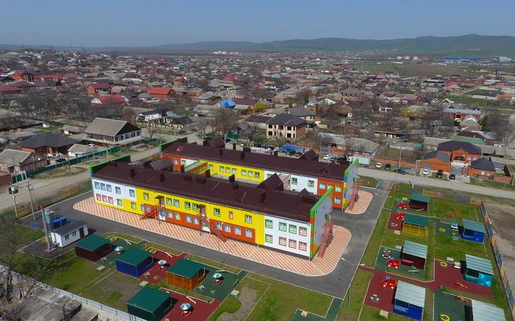 Сделано в России. Новые детские сады открываются врегионах часть 5 ( 2021г.)