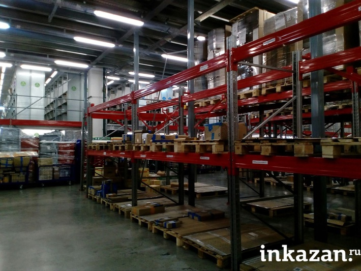 В Татарстане открылся склад компании Ozon» в блоге «Транспорт и ... 99aeacb64b6