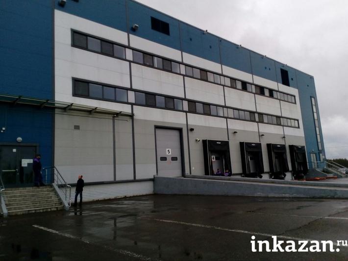 Картинки по запросу В Татарстане официально открыли склад Ozon.ru