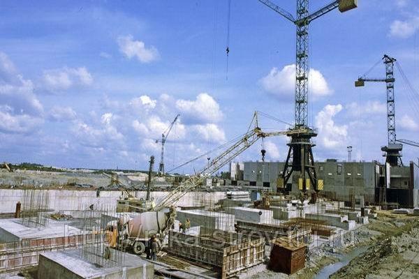 Строительство Балтийской АЭС