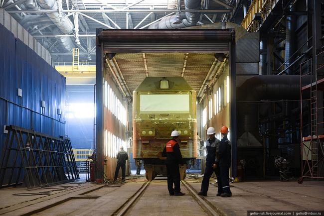 Завод уральские локомотивы отзывы - b6
