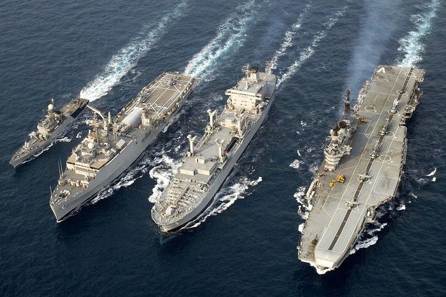 Индийская эскадра