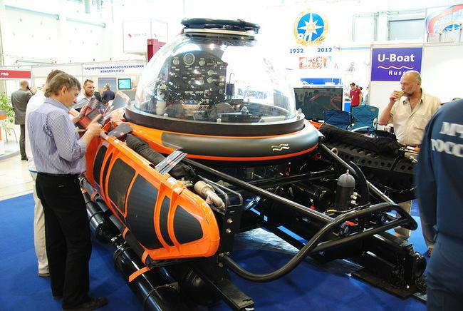 Подводная лоднка С - Explorer