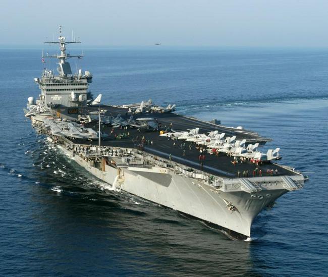 США-авианосец-Enterprise CVN-65
