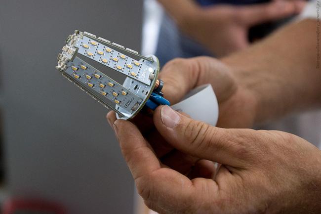 Светодиодные светильники для