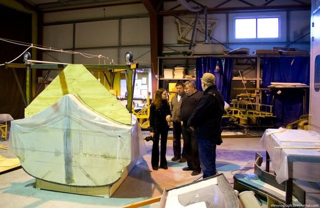 Сейчас у предприятия есть амбициозный план, чтобы совершить кругосветный перелёт на собственном самолете.
