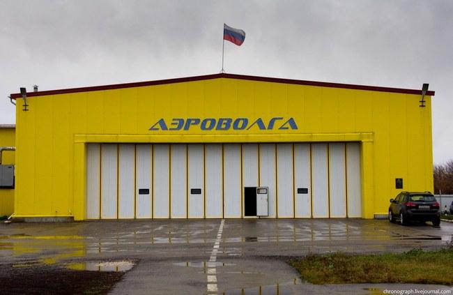"""НПО """"АэроВолга"""" находится в поселке Красный Яр (40 км от Самары), что тоже само по себе уникальное явление, так как авиационные заводы обычно строятся в городах."""