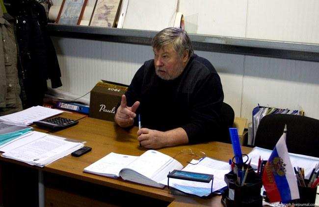 """Директор НПО """"АэроВолга"""" Вячеслав Николаевич Лопухов уже много лет работает в авиастроении, как говорится, знает в самолете каждый винтик."""