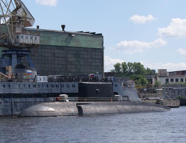 HQ-183 Hồ Chí Minh («Хошимин») - вторая лодка по контракту с Вьетнамом (фото dmirg78)