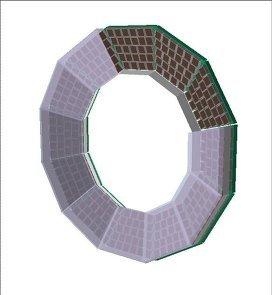 """Кремниевый фотоумножитель для детектора частиц """"чарм-тау фабрики"""""""