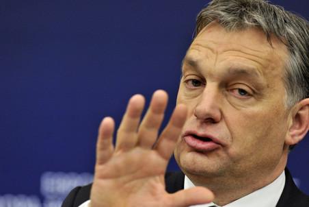 Венгерский премьер-министр Виктор Орбан