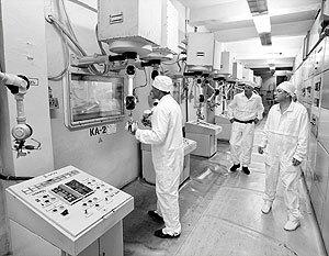 Россия и Украина начали строить в Кировоградской области завод по производству ядерного топлива