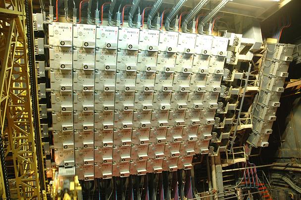 Фазированная антенная решетка.