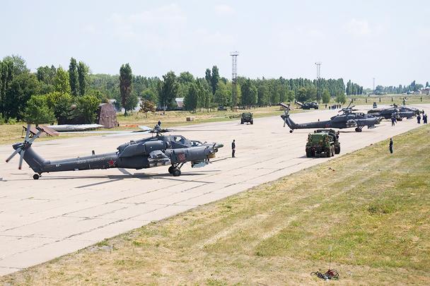 Ми-28Н готовы присоединиться к штурмовикам