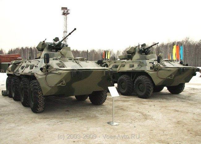 БТР-82