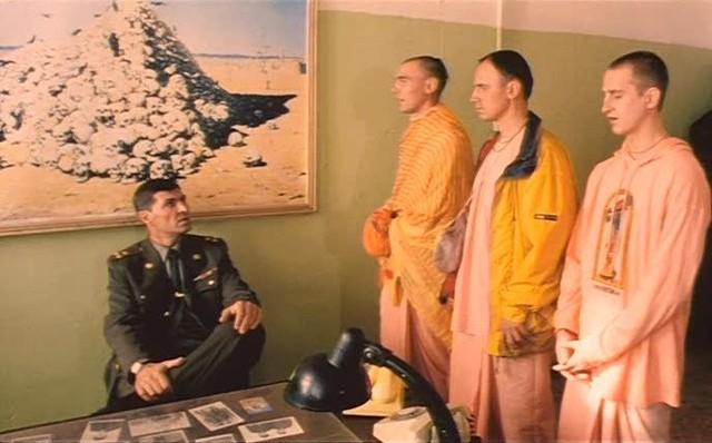 На фото в розовом слева направо: Билевич, Муняев, Соболев