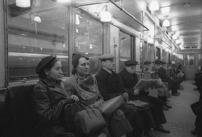 Московское метро фото станций