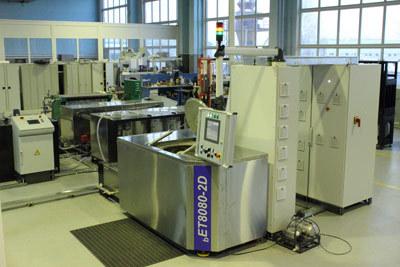 вЕТ8000-2D — станок специальный электрохимический двухкоординатный