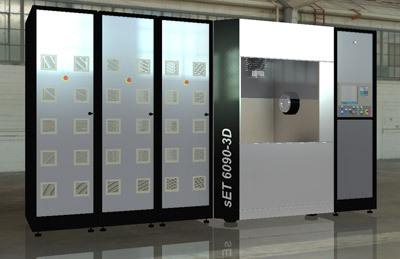 sET6090-3D — станок специальный электрохимический трехкоординатный
